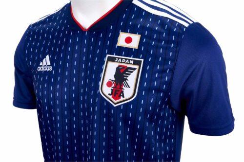 adidas Japan Home Jersey 2018-19 - SoccerPro.com
