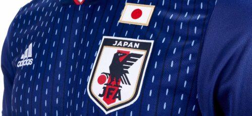 adidas Japan Home Jersey 2018-19