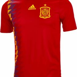 adidas Spain Home Jersey 2018-19