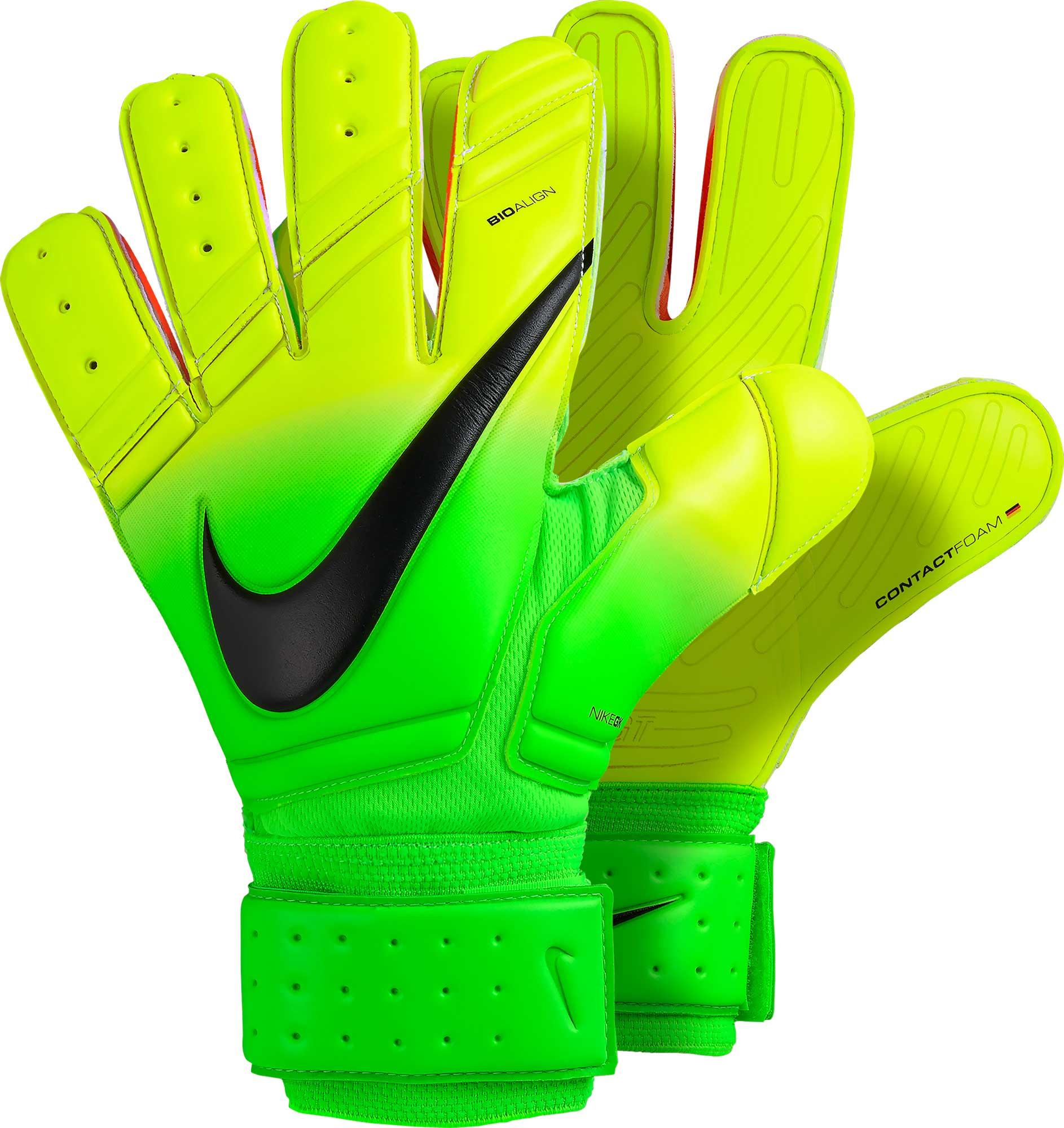 Nike Premier SGT Goalkeeper Gloves – Electric Green Volt 397279be38