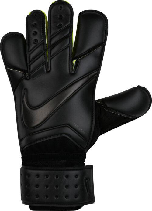 Nike Vapor Grip 3 Goalkeeper Gloves – Black