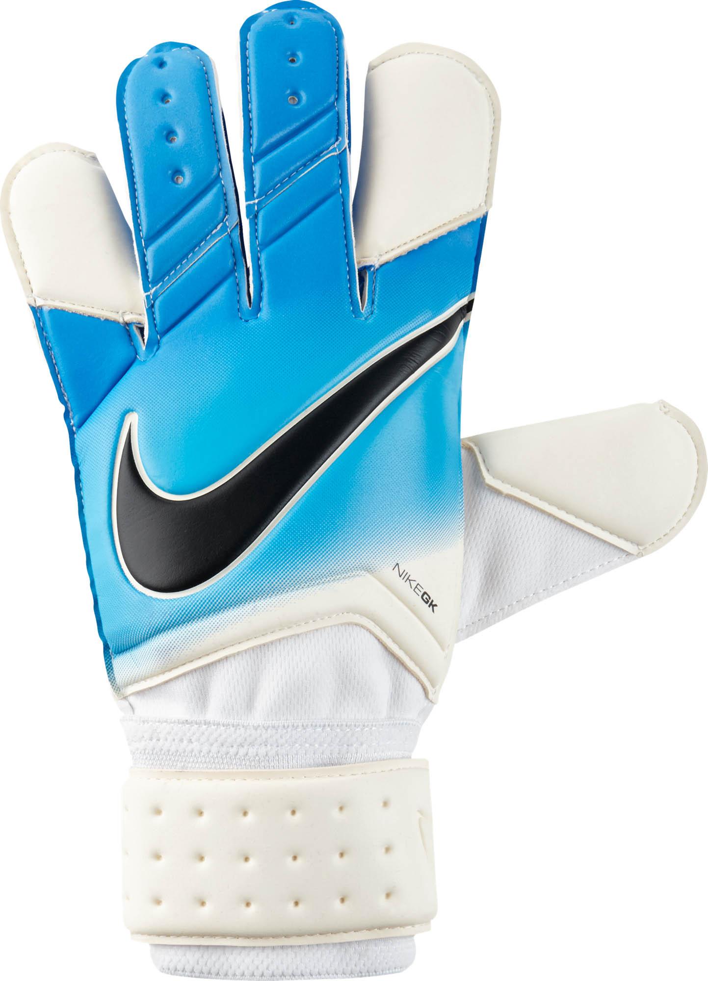 Nike Vapor Grip 3 Goalkeeper Glove White Goalie Gloves