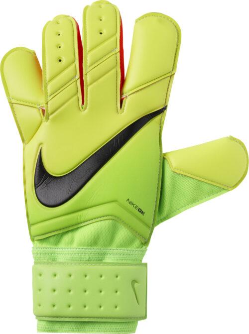 Nike Vapor Grip 3 Goalkeeper Gloves – Electric Green/Volt