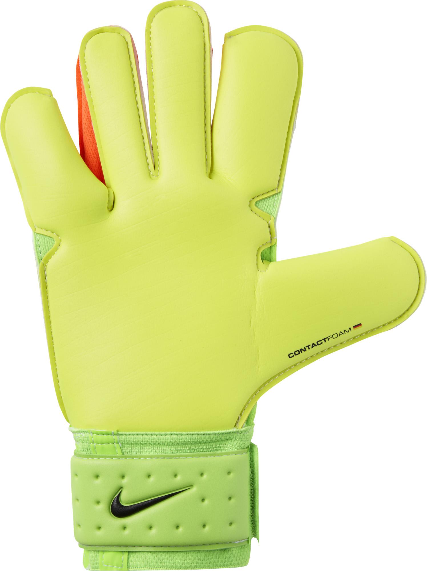 Nike Vapor Grip 3 Goalkeeper Gloves Nike Keeper Gloves