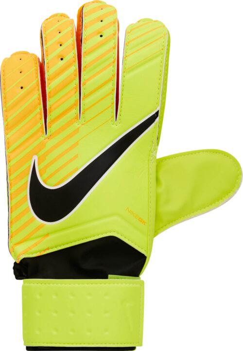 Nike Match Goalkeeper Gloves – Volt/Laser Orange