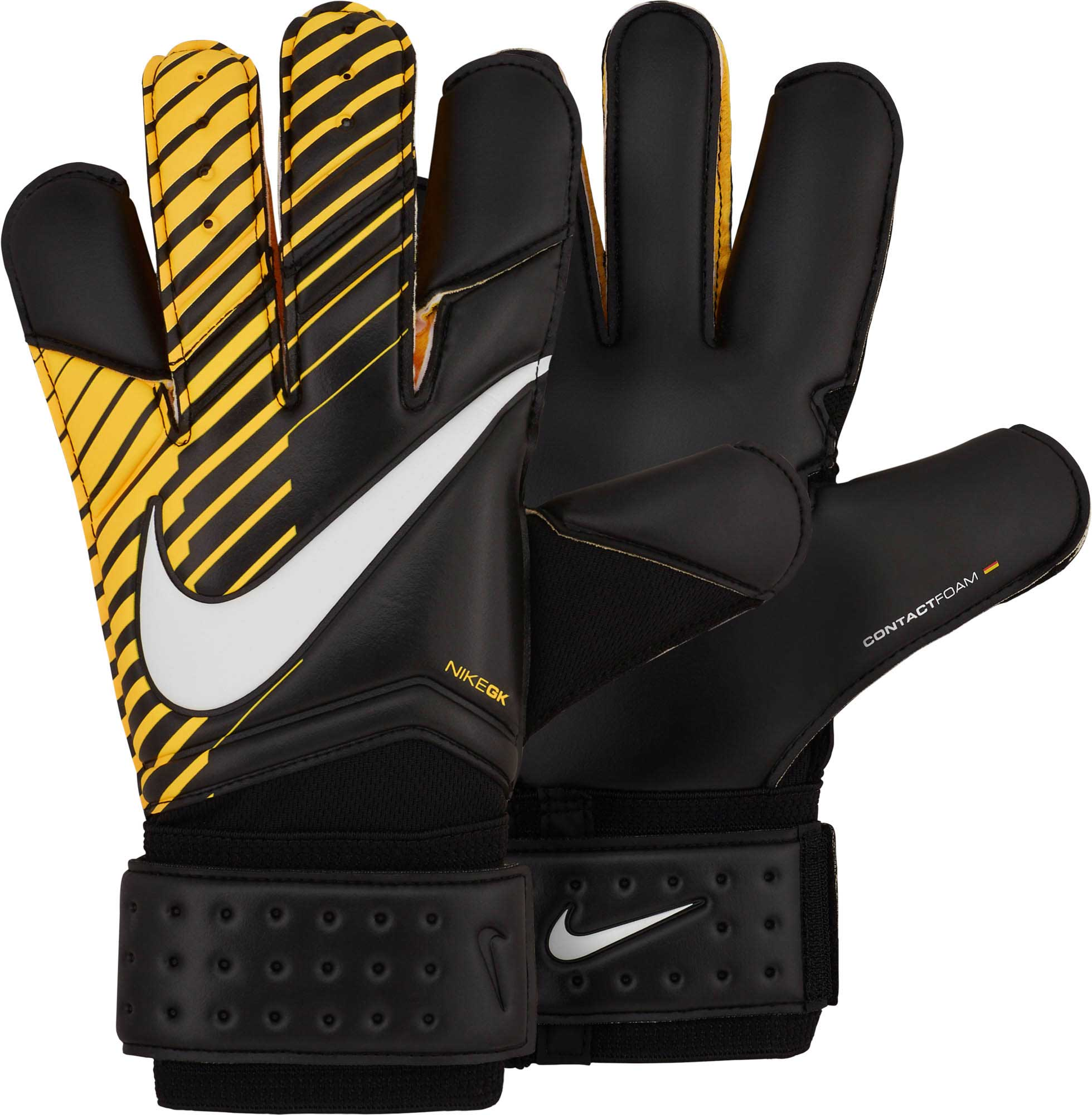 Nike Gloves Shoes Orange
