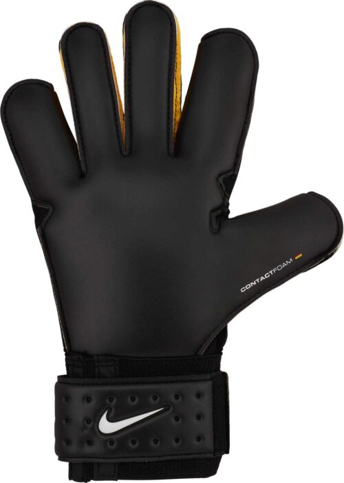 Nike Vapor Grip3 Goalkeeper Gloves – Black/Laser Orange