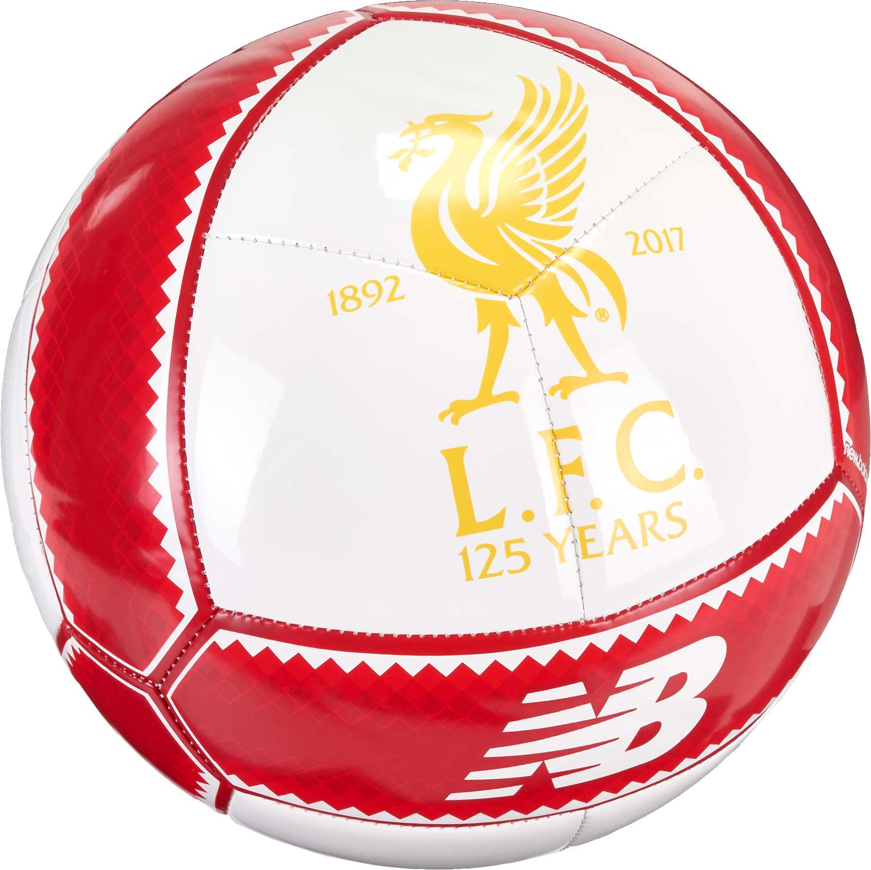 Liverpool Dispatch Ball - New Balance