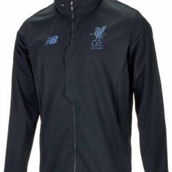 New Balance Liverpool Fc Rain Jacket Lfc Jacket
