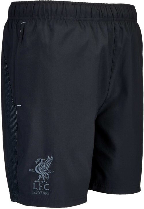 New Balance Liverpool Woven Training Shorts – Black