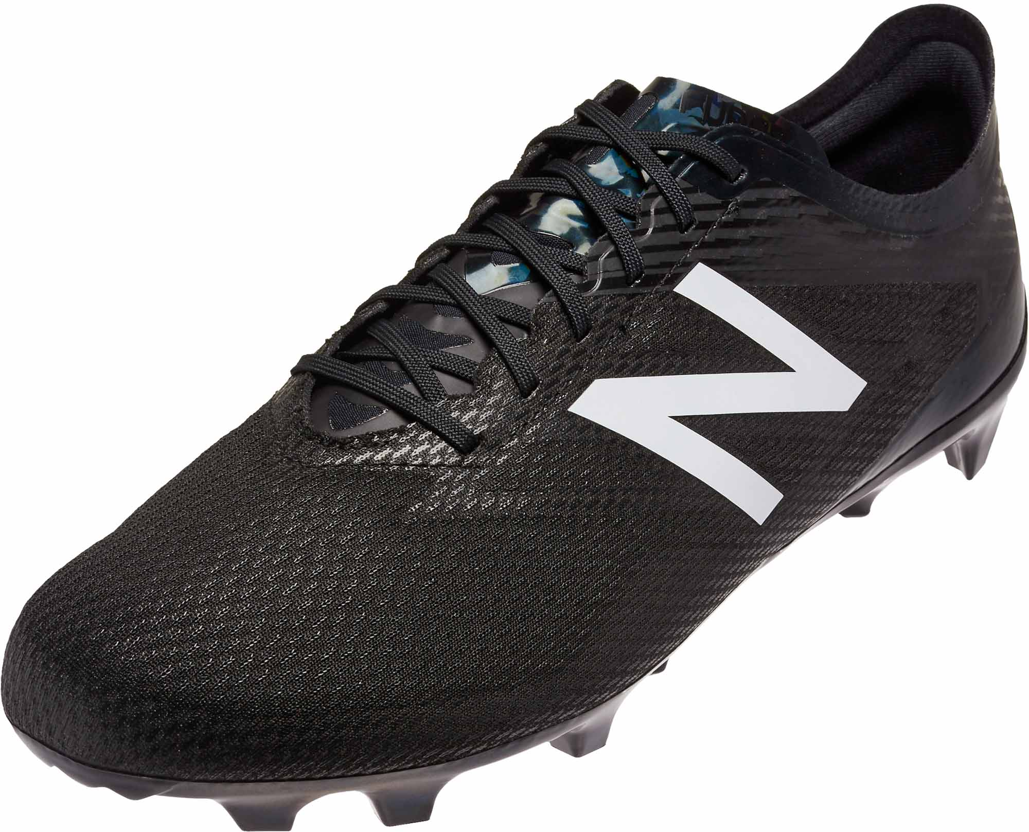 98ae8ba67d2 New Balance Furon 3.0 Pro FG - Black Soccer Cleats