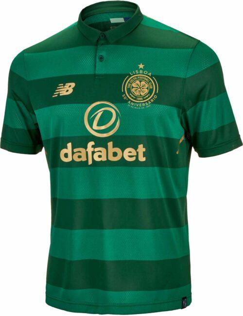 New Balance Celtic Away Jersey 2017-18