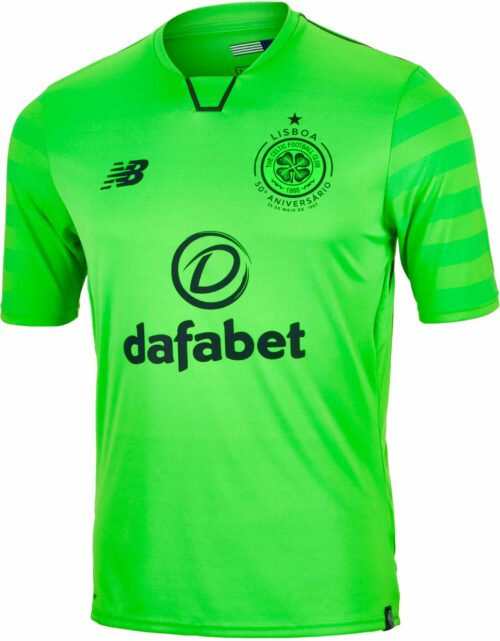 New Balance Celtic 3rd Jersey 2017-18