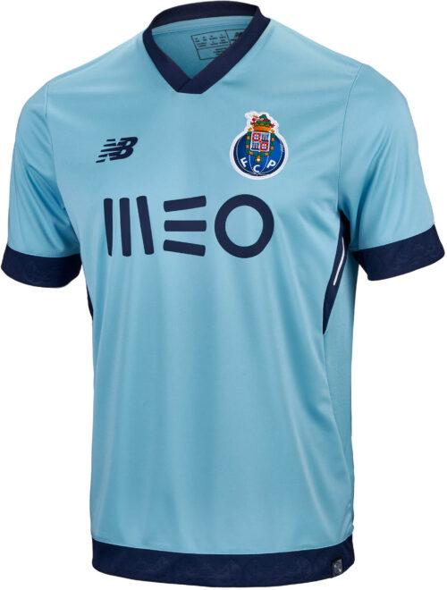 New Balance Porto 3rd Jersey 2017-18