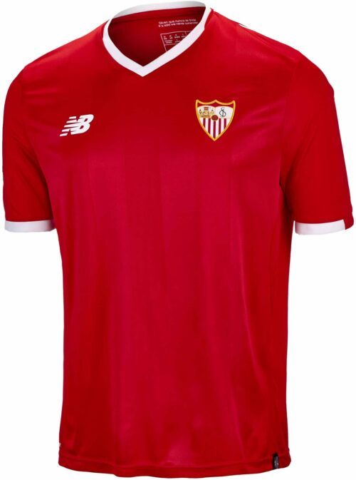 New Balance Sevilla Away Jersey 2017-18