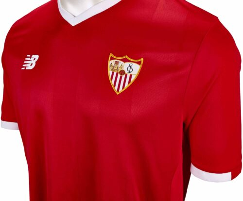 New Balance Sevilla Away Jersey 2017-18