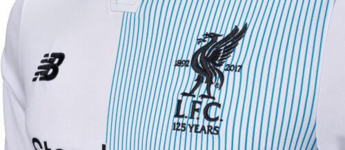 New Balance Liverpool Match Commemorative Away Jersey 2017-18