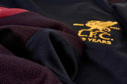 New Balance Liverpool Training Jersey – Black