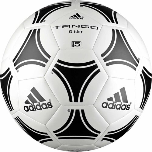 adidas Tango Glider Soccer Ball – White/Black
