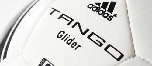 adidas Tango Glider Soccer Ball – White/Black
