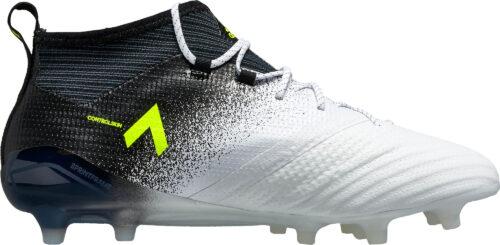 adidas ACE 17.1 FG – White/Solar Yellow