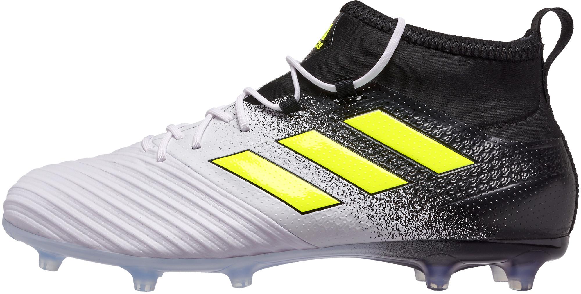 f200e17cd604 adidas ACE 17.2 Primemesh FG Soccer Cleats - White