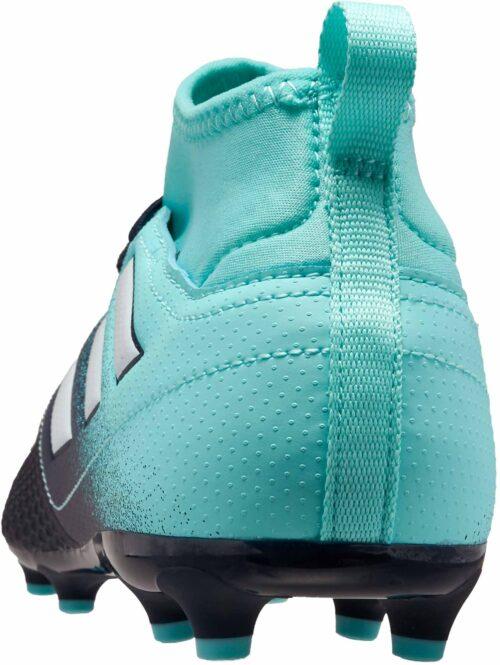 adidas Kids ACE 17.3 FG – Energy Aqua/White