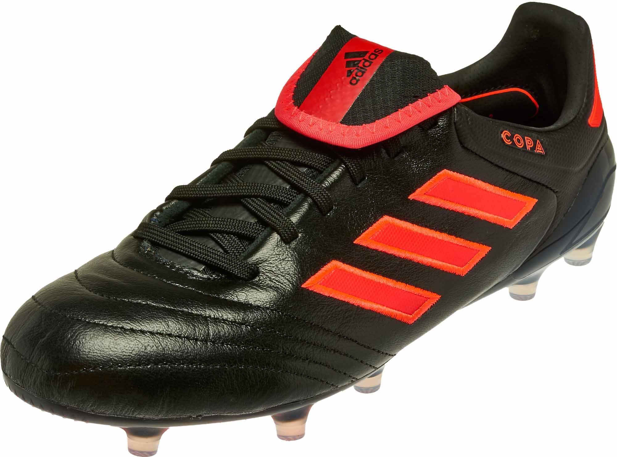 adidas Copa 17.1 FG - Black Copa Soccer Cleats cb8395b27