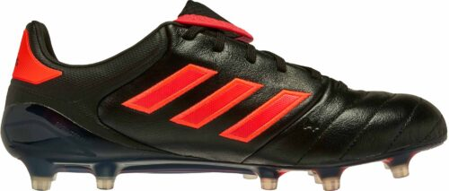 adidas Copa 17.1 FG – Core Black/Solar Red