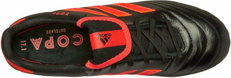 adidas Copa 17.1 FG – Core Black/Solar Red