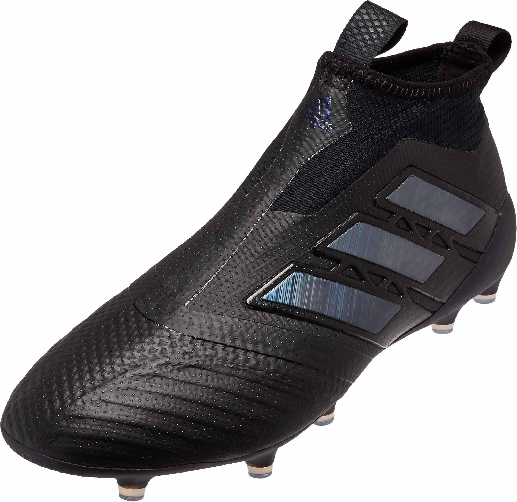 7387c78e7 adidas ACE 17 Purecontrol FG – Black/Utility Black