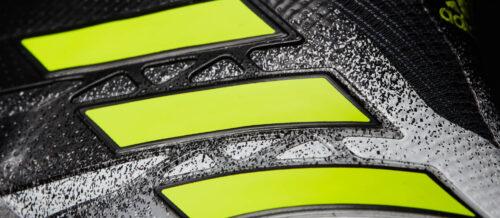 adidas Kids ACE 17  Purecontrol FG – White/Solar Yellow