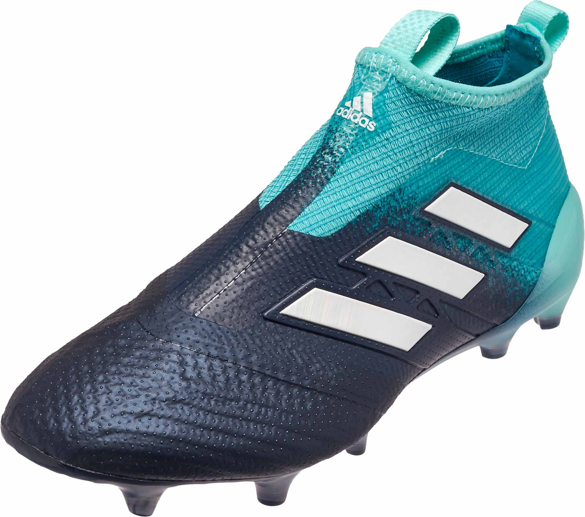 sale retailer b8b66 f2294 adidas Kids ACE 17 Purecontrol FG – Energy Aqua/White