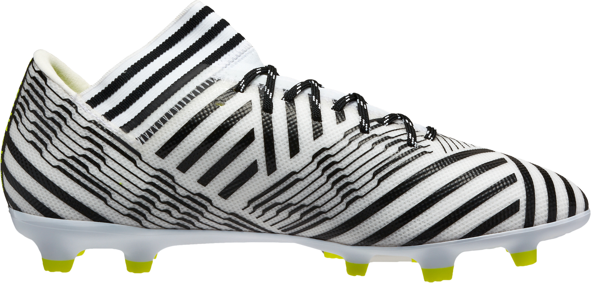297dd9c04030 adidas nemeziz 173 fg white soccer cleats