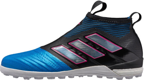 adidas ACE Tango 17  Purecontrol TF – Black/Blue