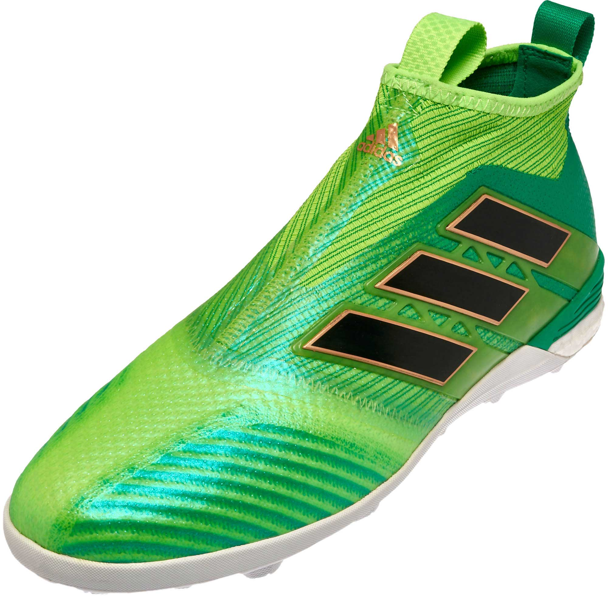 wholesale dealer f73fe f1e3f adidas ACE Tango 17 Purecontrol TF – Solar GreenBlack
