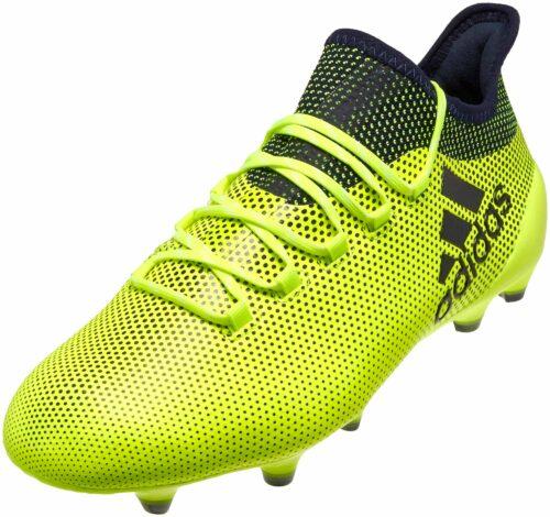 adidas X 17.1 FG – Solar Yellow/Legend Ink
