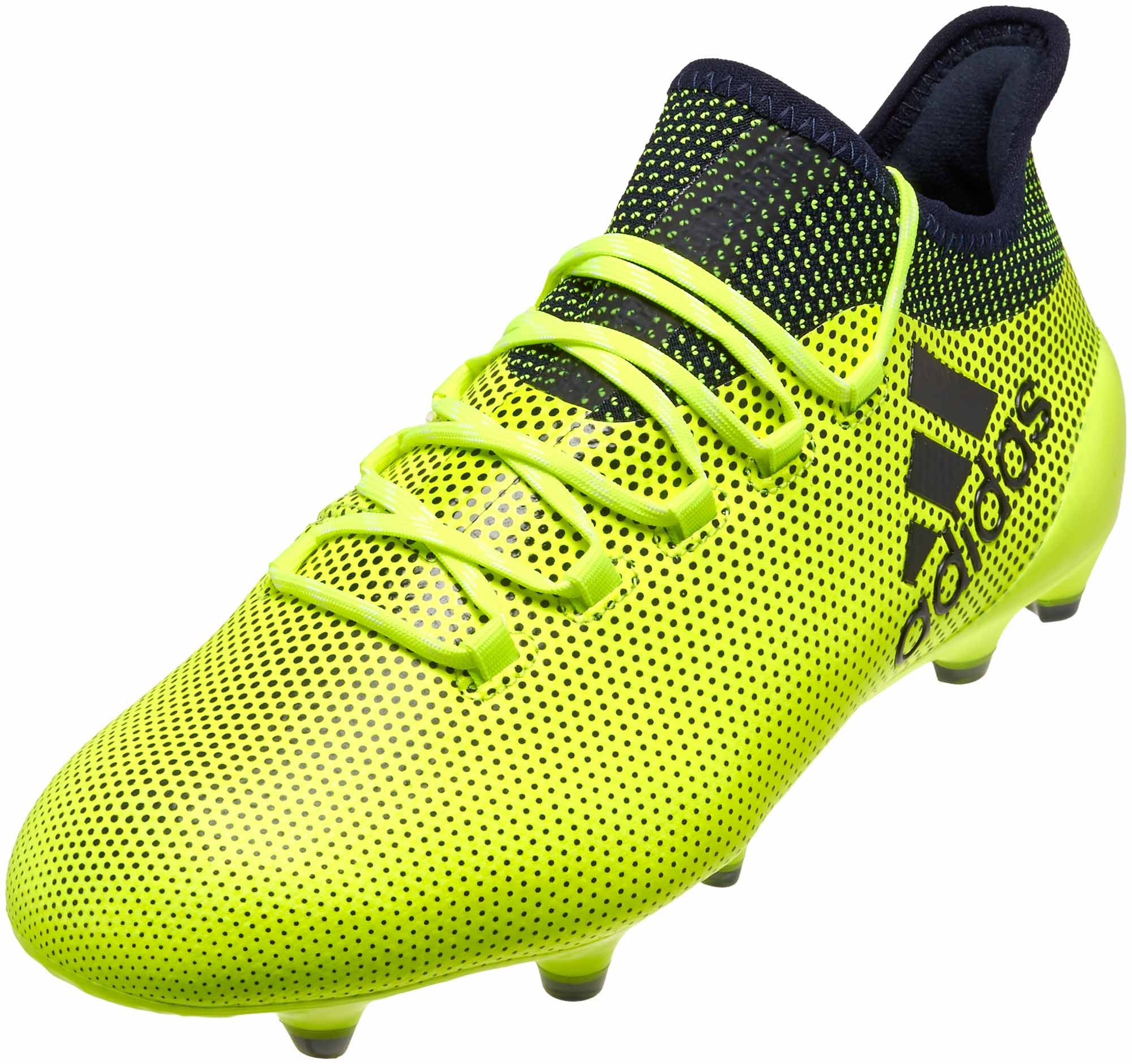 best service 6de04 349aa adidas X 17.1 FG - Solar Yellow & Legend Ink