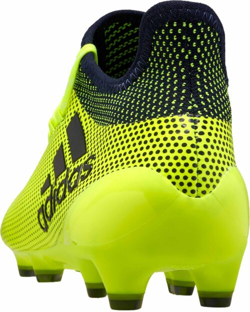 adidas X 17.1 FG – Solar Yellow/Legend Ink