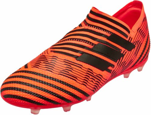 adidas Kids Nemeziz 17  360Agility FG – Solar Orange/Core Black