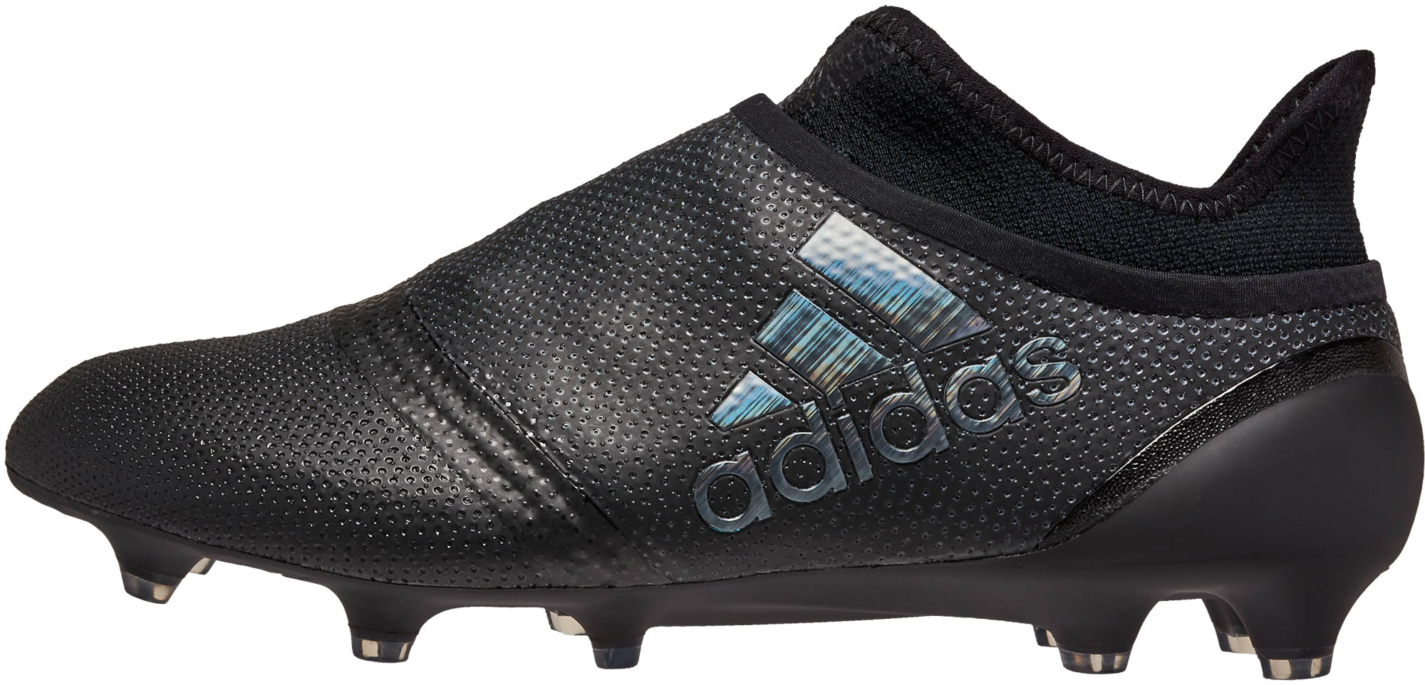 adidas X 17 PureSpeed FG Black - SoccerPro com