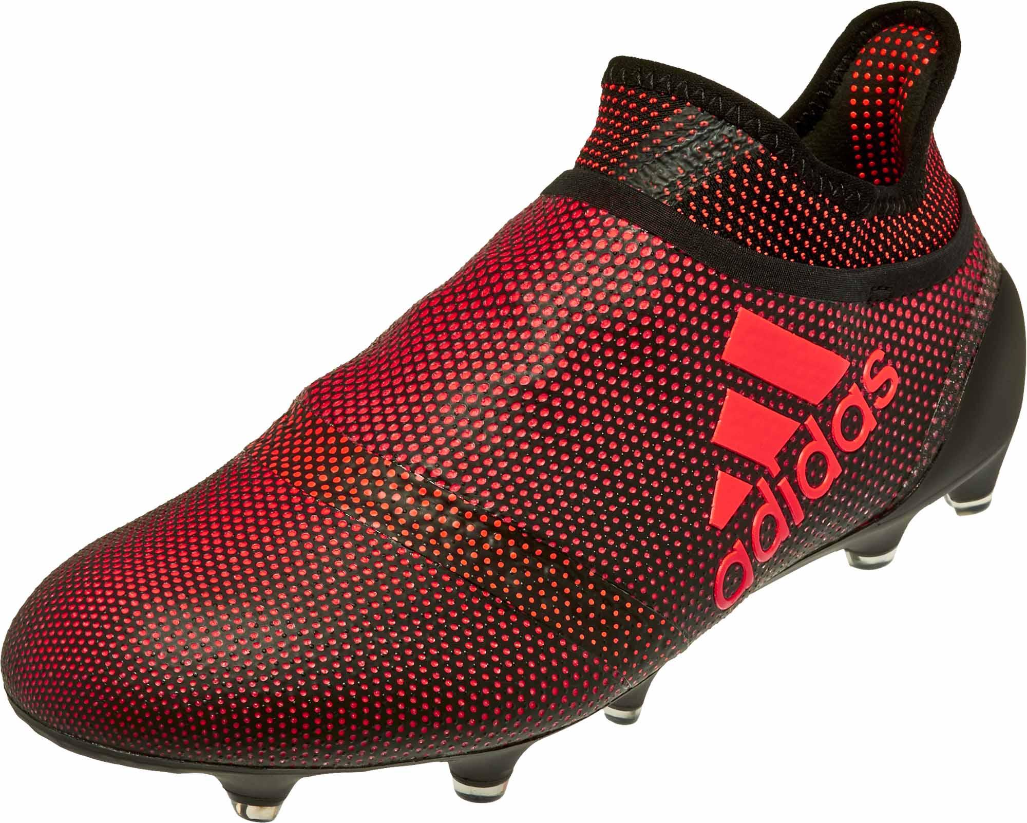 3860d4baf adidas X 17 PureSpeed FG - adidas X Soccer Cleats