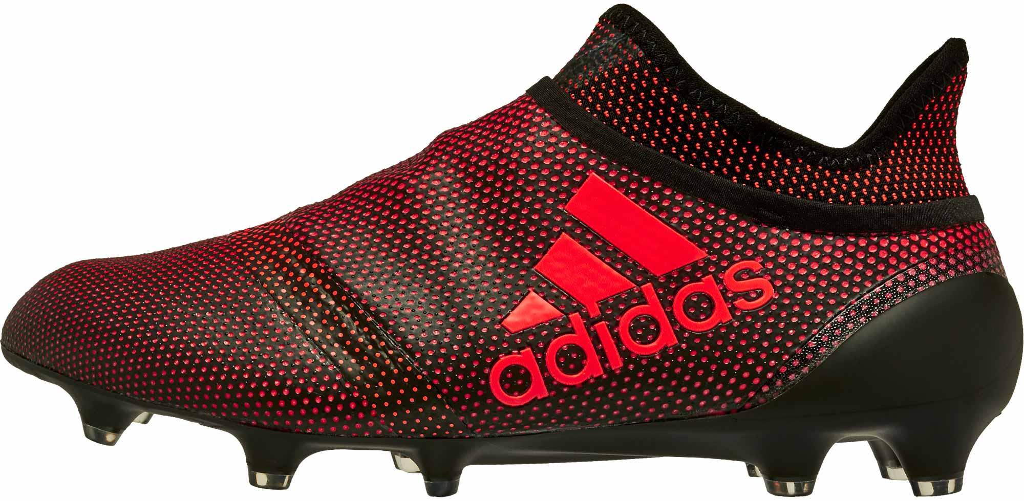 6f85f7f67 adidas X 17 PureSpeed FG - adidas X Soccer Cleats