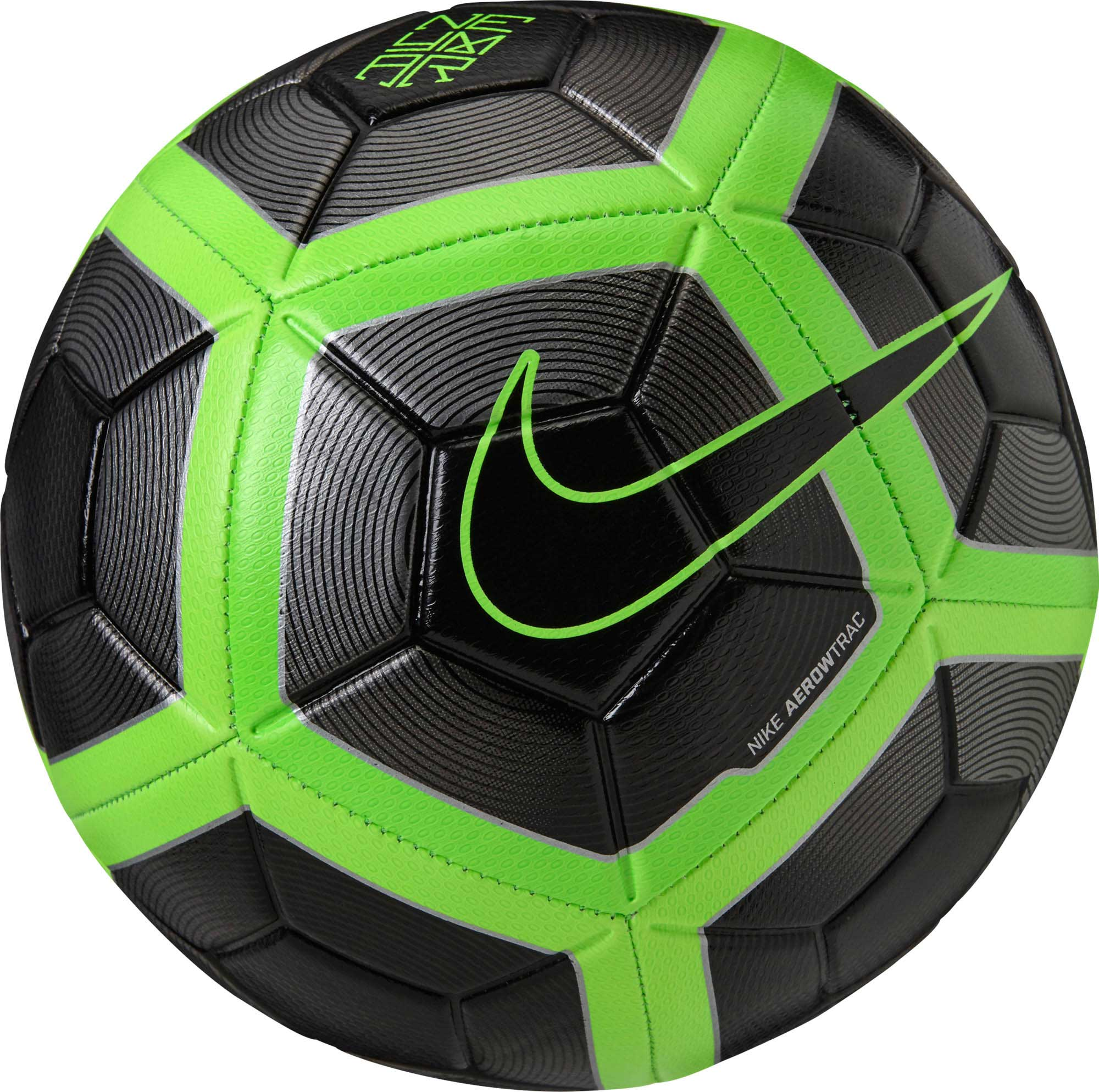 Green And Black Soccer Ball