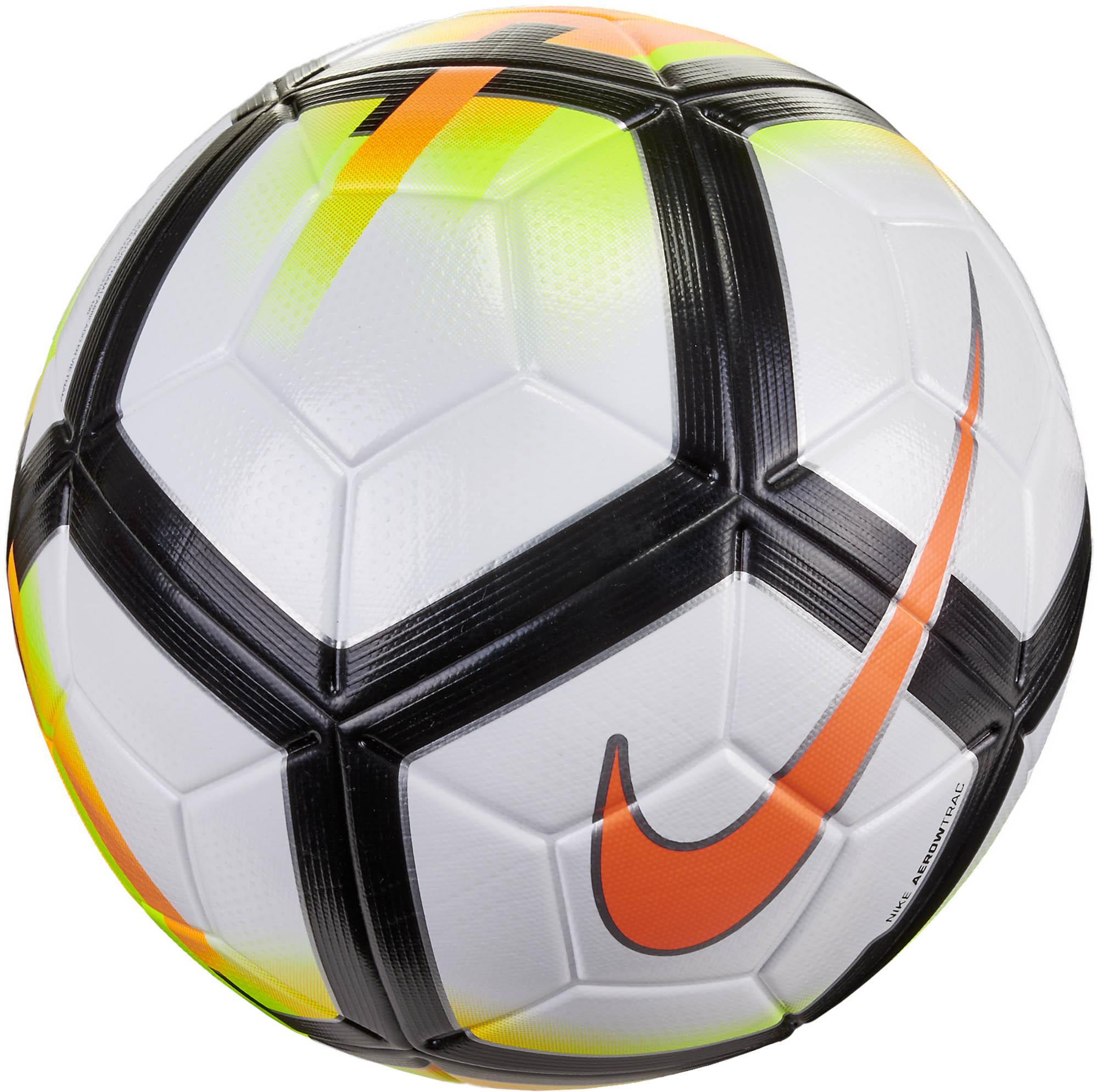Nike Ordem V Soccer Ball - White Soccer Balls