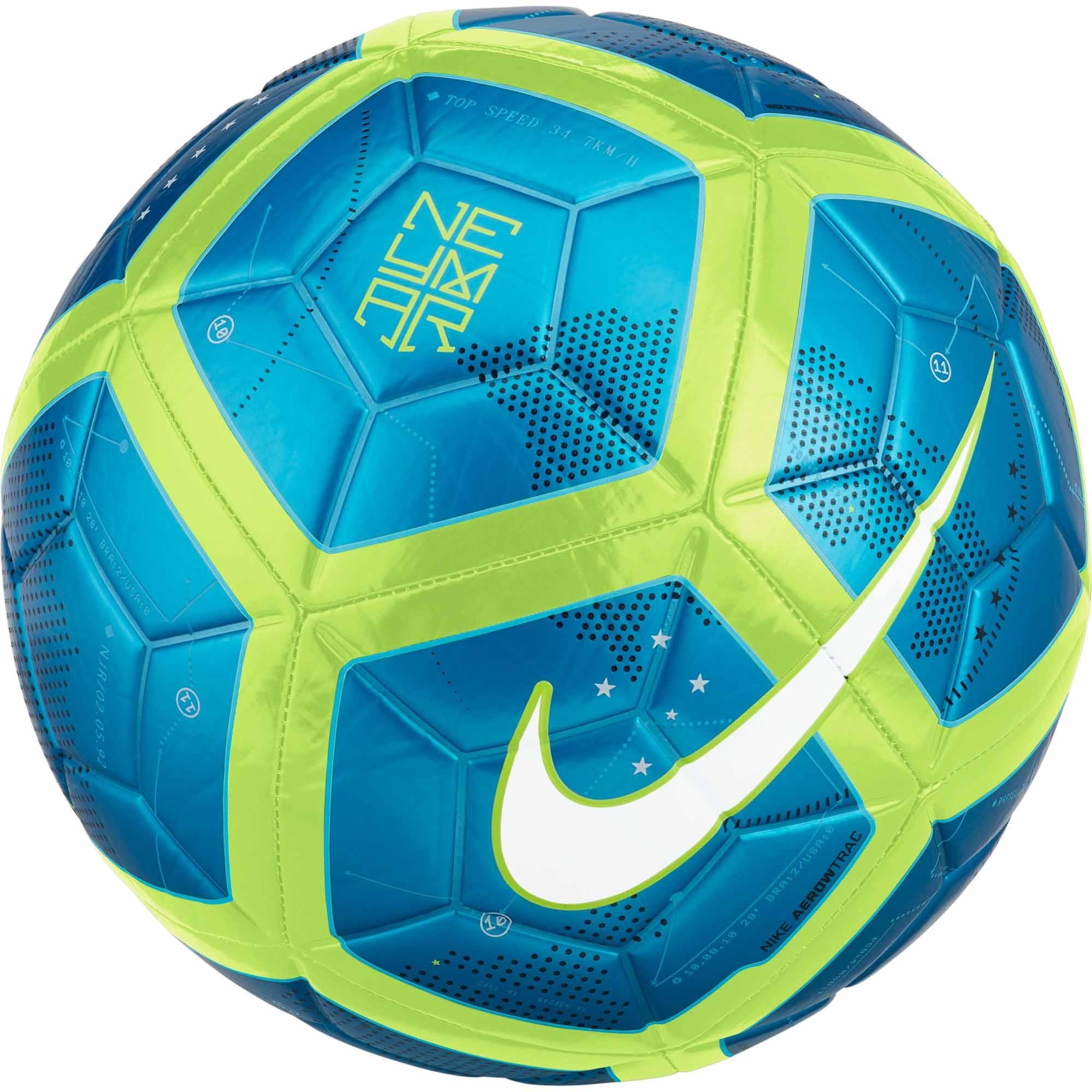 Nike Strike Soccer Ball - Neymar Soccer Balls