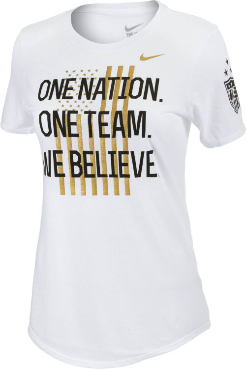 Nike WMNS World Cup Victory Tour WSS Cotton – White