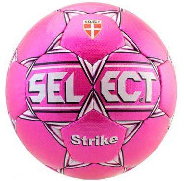 Select Strike Soccer Ball  Neon Pink
