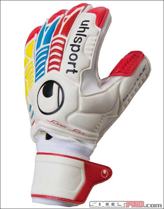 Uhlsport Ergonomic Supersoft Goalkeeper Glove Multicolor d2df77cbd