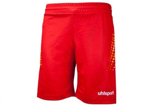 Uhlsport Anatomic Endurance Goalkeeper Short  Red